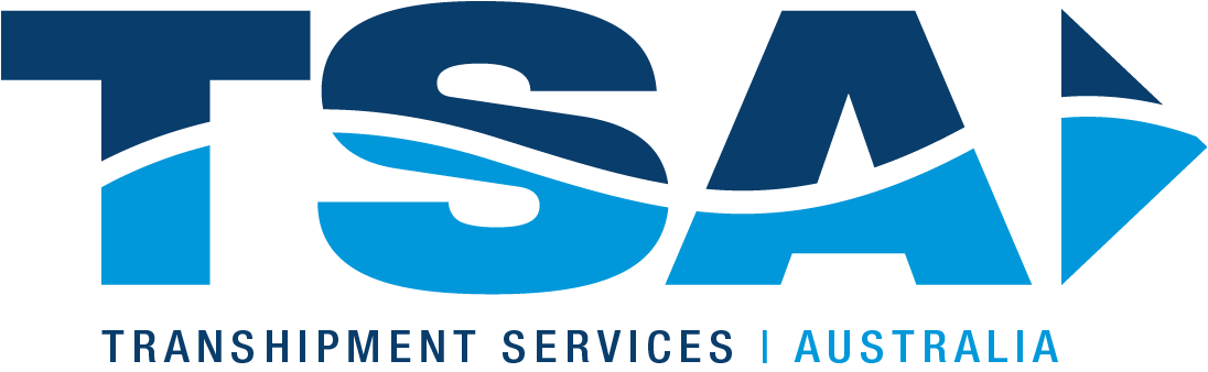 Transhipment Services Australia Logo